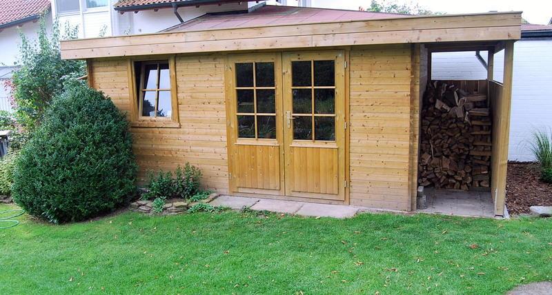 Gartenhaus Luisa