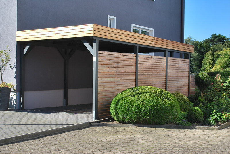 carports ger teh user individuell mit holz gestalten bernholt gmbh co kg. Black Bedroom Furniture Sets. Home Design Ideas