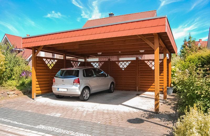 Carport Usedom