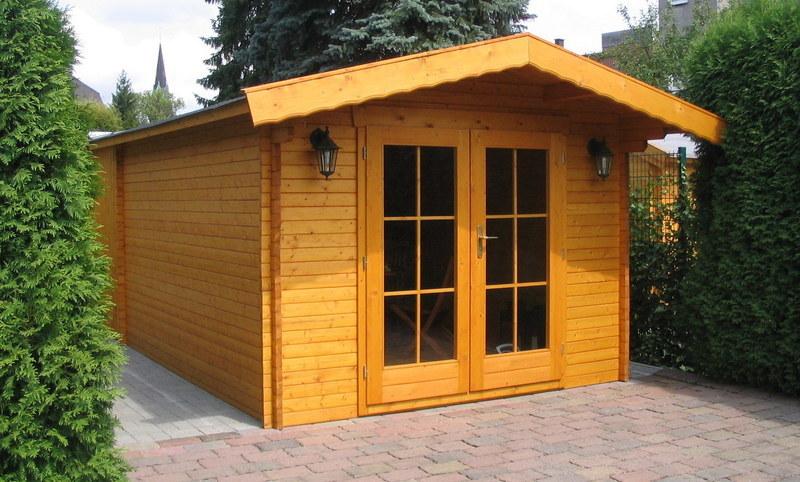 Gartenhaus Mia