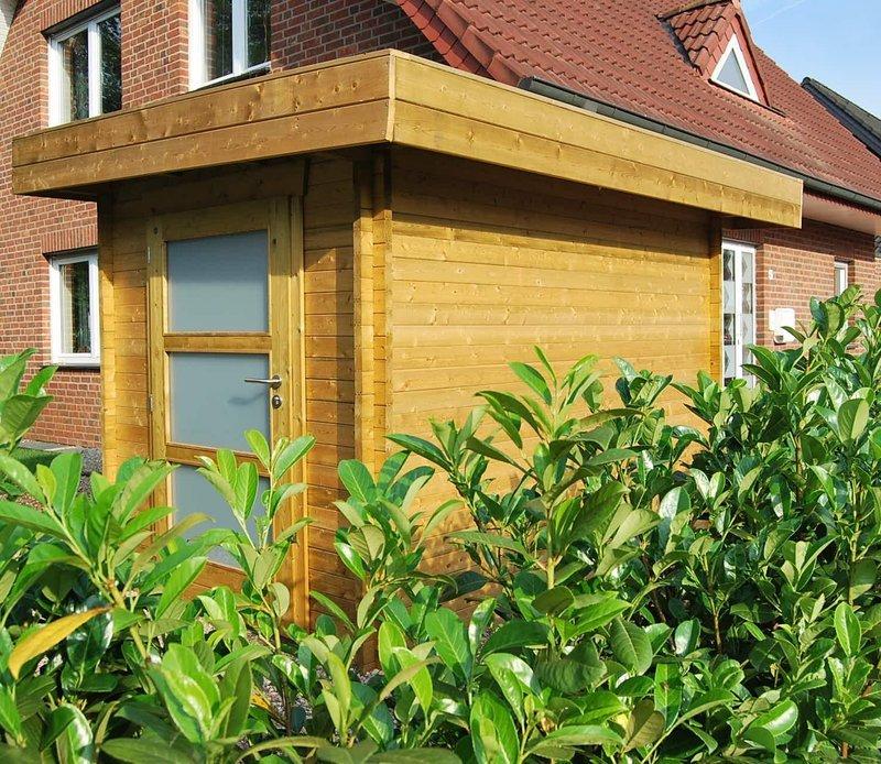 Gartenhaus Tanja