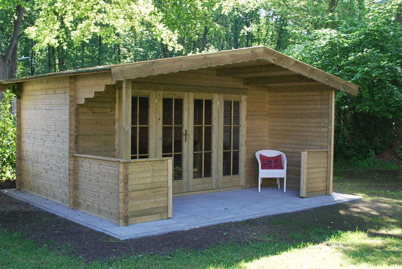 Gartenhaus Lea