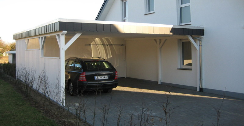Carport Fehmarn