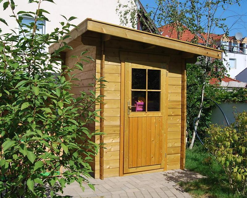 Gartenhaus Pia