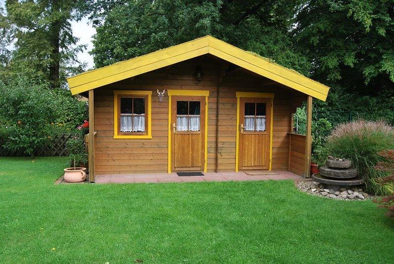 Gartenhaus Sabine