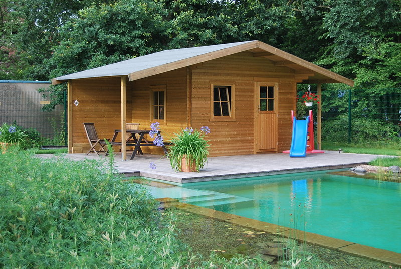 Gartenhaus Lucy