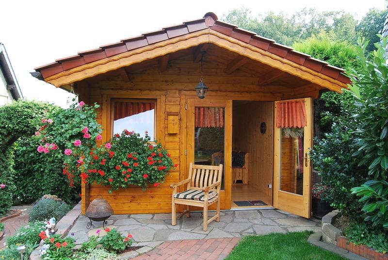 Gartenhaus Lisa