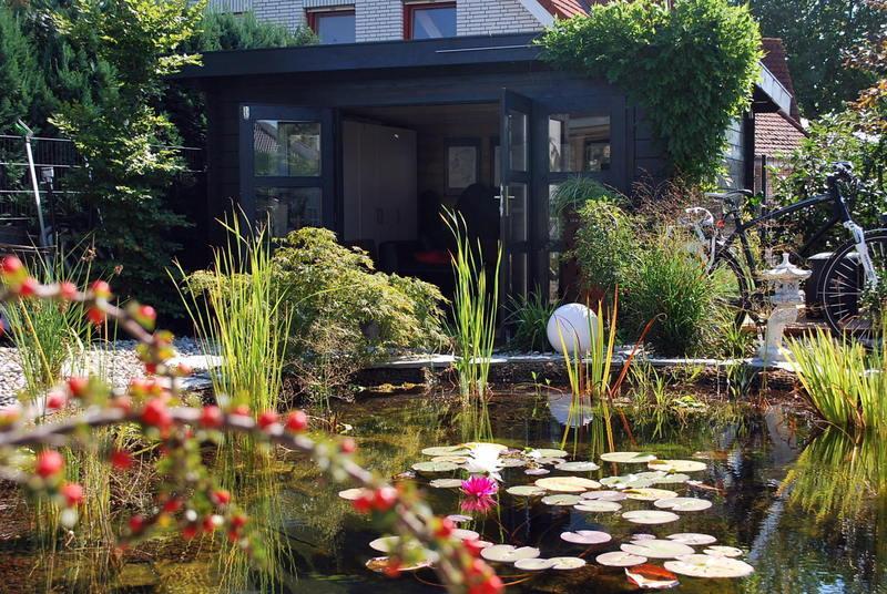 Gartenhaus Melissa