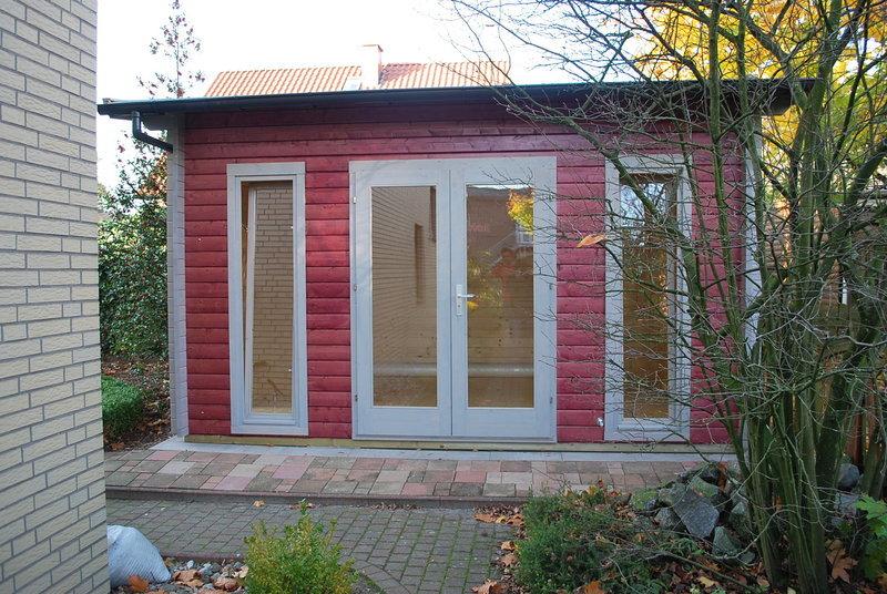 Gartenhaus Helgoland