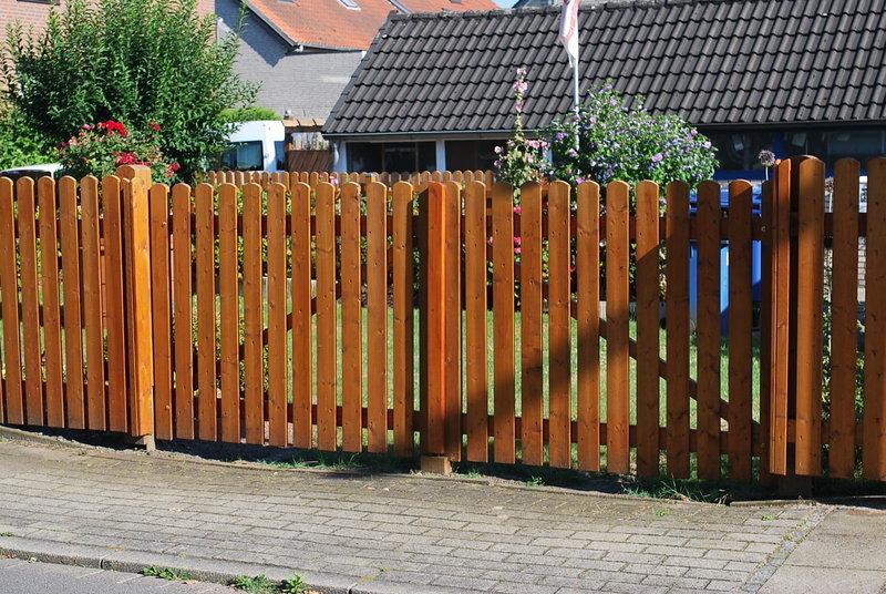 Gartentor und Vorgartenzaun Düsseldorf
