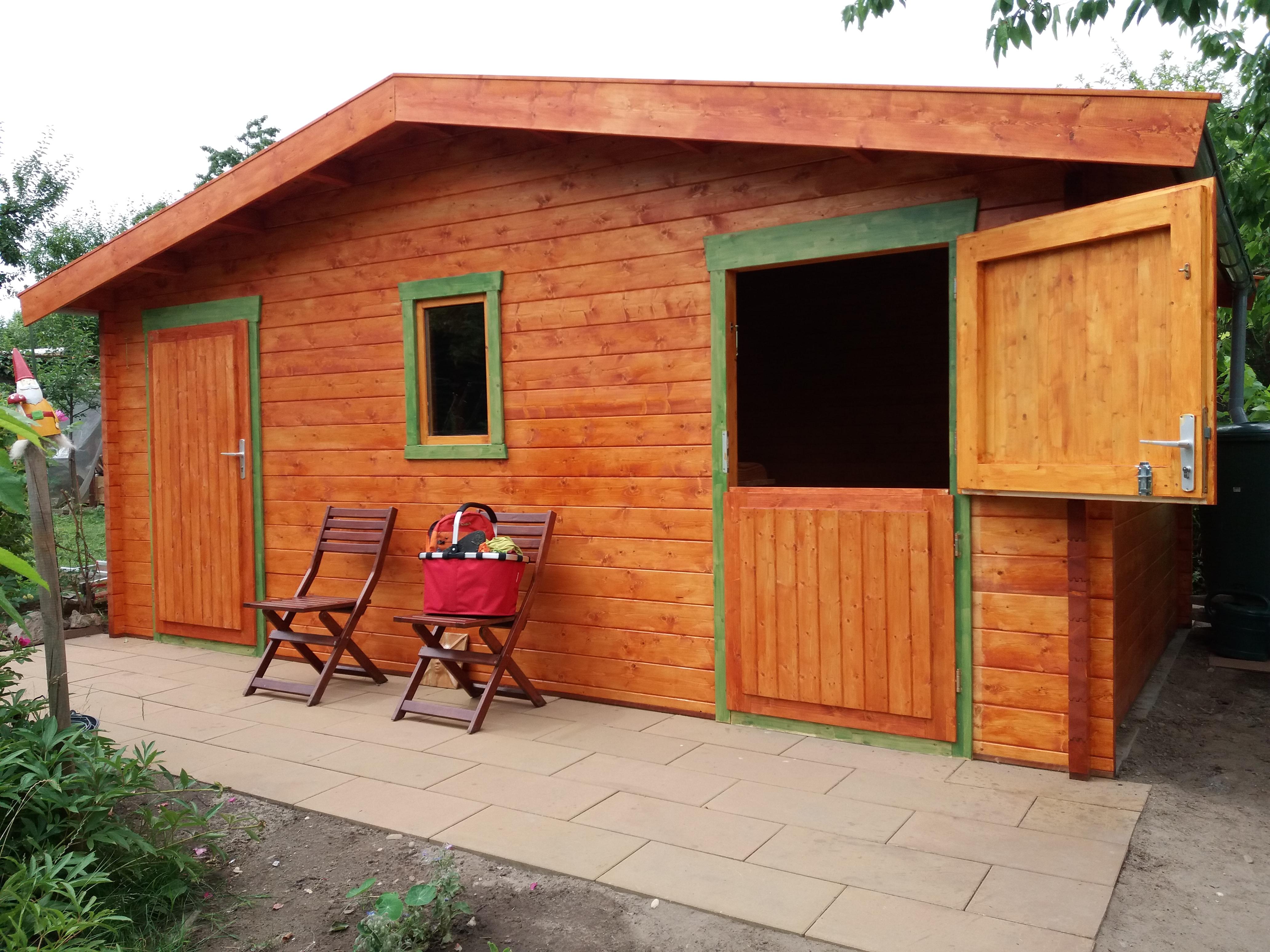 Gartenhaus Mit Sommerküche : Gartenhäuser individuell mit holz gestalten bernholt gmbh co kg