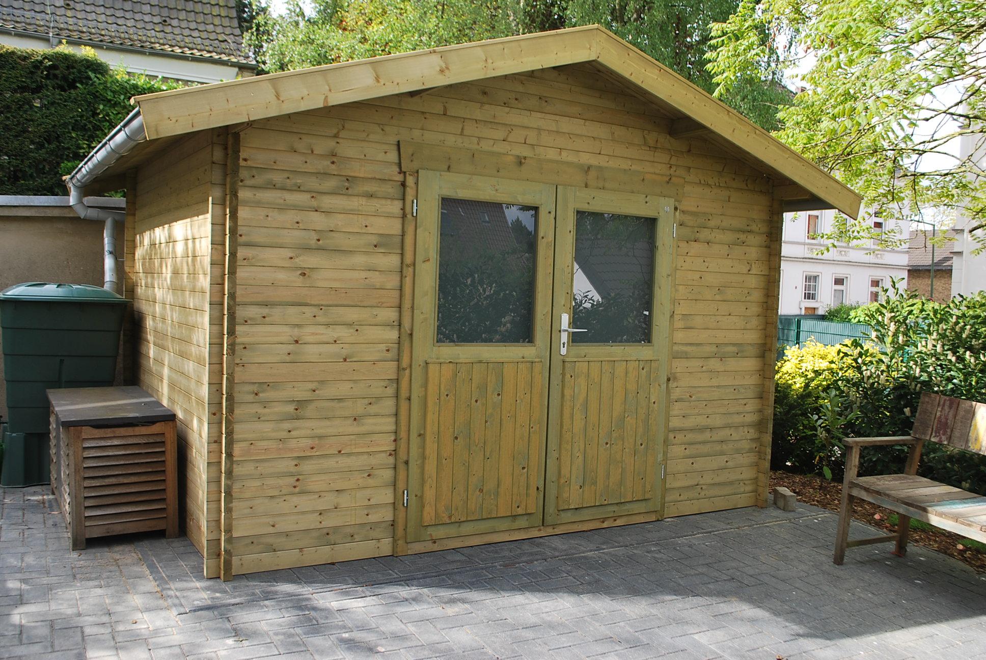 Gartenhaus Sonnenhügel